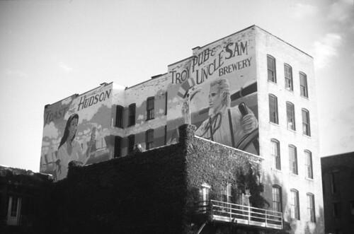 Troy Uncle Sam Brewery Mural, Troy, N.Y.