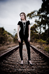 Larissa Morais (Raylson Martins) Tags: girl model modelo moa garota trem linha