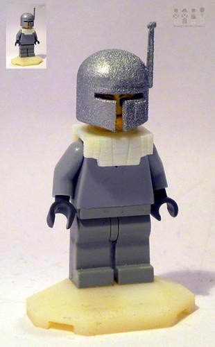 SciFi Pauldron T.Vader