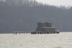 Abandoned Kentucky Lake Building (Adam's Journey) Tags: abandoned tennessee lakes favorites rivers ferries 2010 tennesseeriver kentuckylake canonxsi