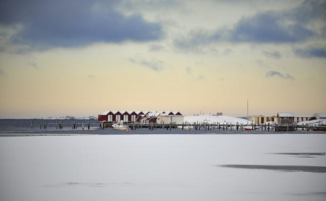 sjöbodar i Särö