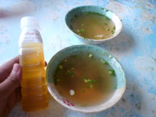 普吉島鎮上乾麵的飲料 DSC01648