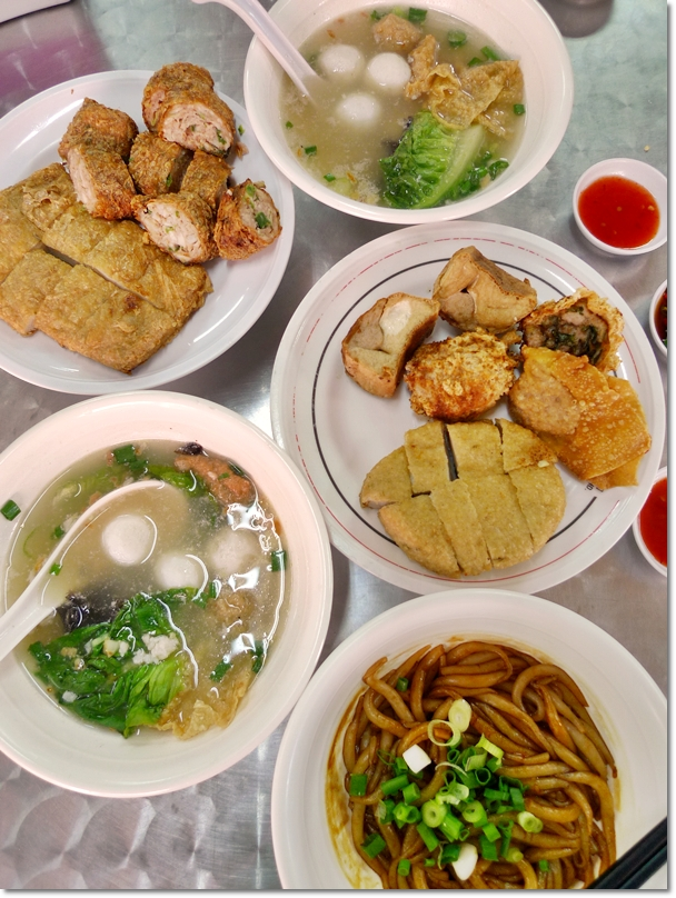 Various Food @ Ah Koong Eating House