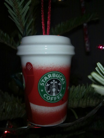 C's christmas(tree)coffee