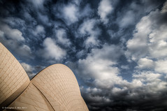 Parabolic Shells (Doug Mo (Gone Vagabonding)) Tags: summer building concrete sydney january australia unescoworldheritagesite unesco worldheritagesite newsouthwales operahouse jornutzon hdr highdynamicrange sydneyharbour 2010 sydneyoperahouse jørnutzon oceania farmcove sydneycove bennelongpoint unitednationseducationalscientificandculturalorganization portjackson photomatix tonemapped photomatixpro tonemapping adobelightroom performanceartscenter photomatixpro4 culturalworldheritagesite adobelightroom3 unescoworldheritagesitecultural worldheritagesitecultural performanceartscentre