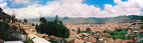 Cuzco Panorama, Peru