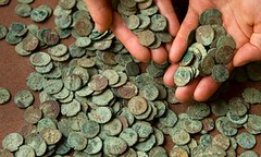 Frome Hoard of Roman Coins