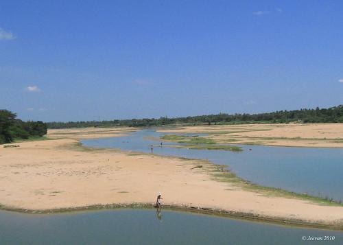 Cauvery River - Anaikarai