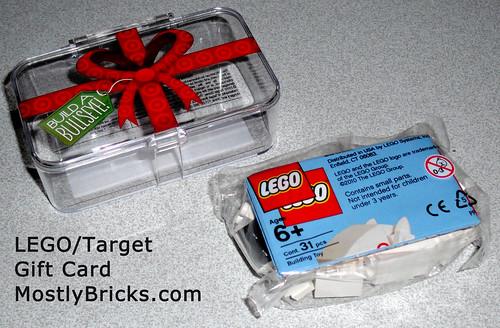 LEGO Target Gift Card - Bullseye
