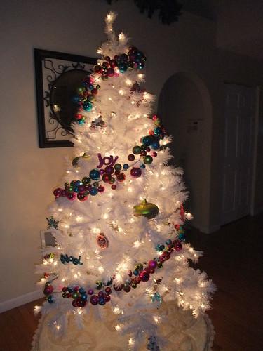 Our Xmas Tree 2010