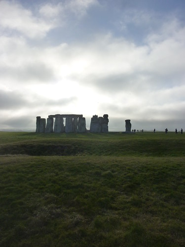 One more Stonehenge photo for the road