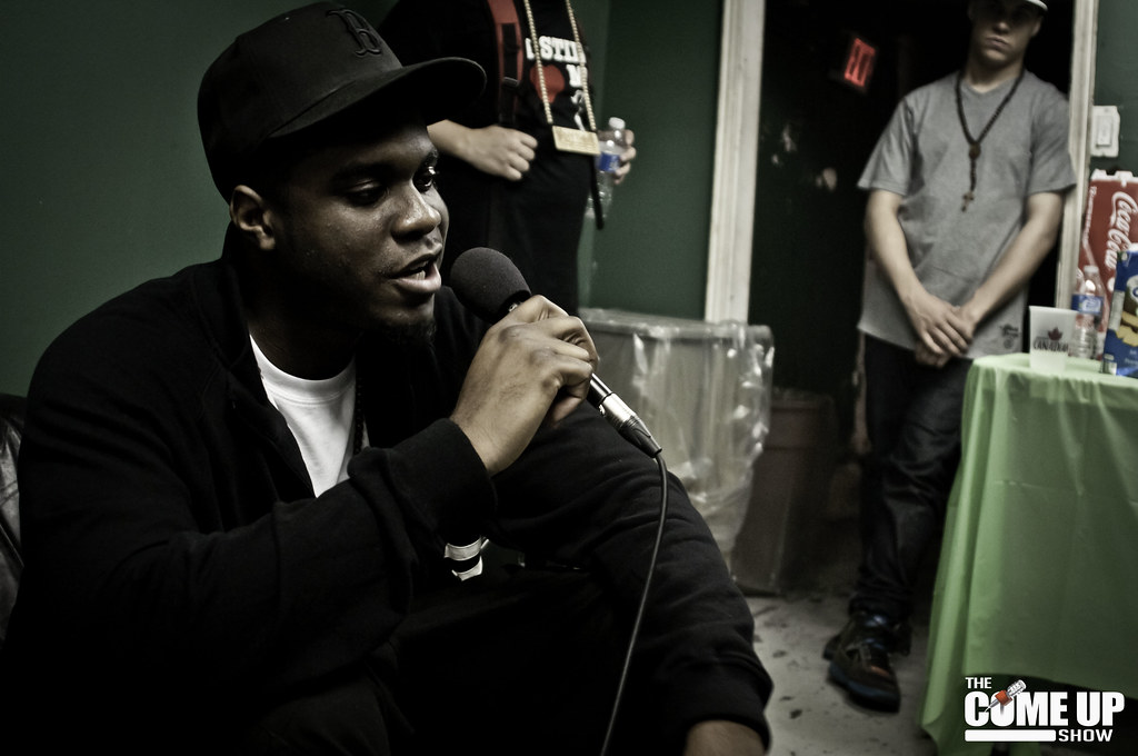 Big K.R.I.T. on The Come Up Show