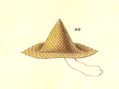Ancient Chamorro Hat