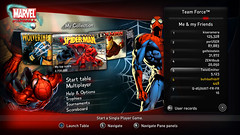 Marvel Pinball for PS3 (PSN)