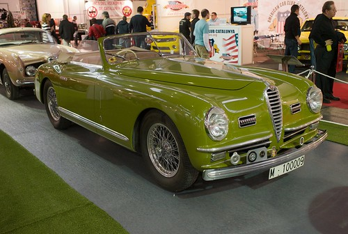 L9770471 - Auto Retro 2010. Alfa Romeo 6C 2500 Freccia d'Oro