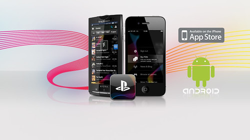 The Official PlayStation App, Com
