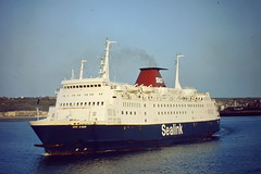 COTE D AZUR (50C Transport) Tags: car ferry boulogne dover sncf sealink