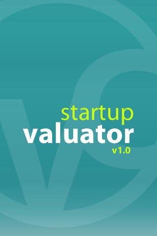Startup Valuator