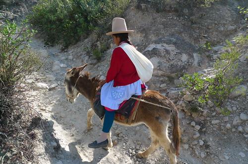 Caraz, Peru