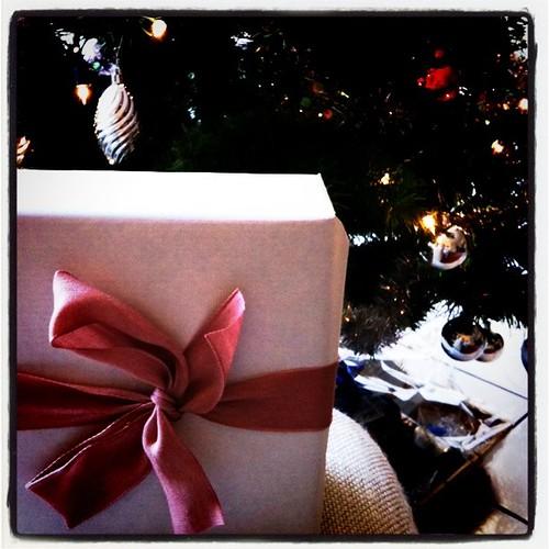 Apro il primo regalo