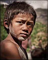 Sand (NeilsPhotography) Tags: travel nepal boy portrait slr wow interestingness amazing interesting eyes sand asia masculine great explore hindu 2010 outstanding lr3 mutedcolor npl mutedcolours coloud 550d cs5 canon550d neilliddle pachwrght landseavision liddlephotography