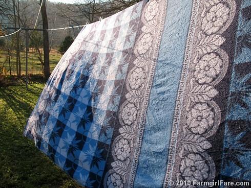 Vintage Blanket 1