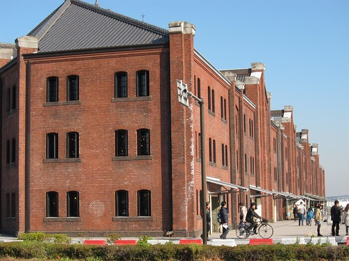 Yokohama Red Brick Warehouses