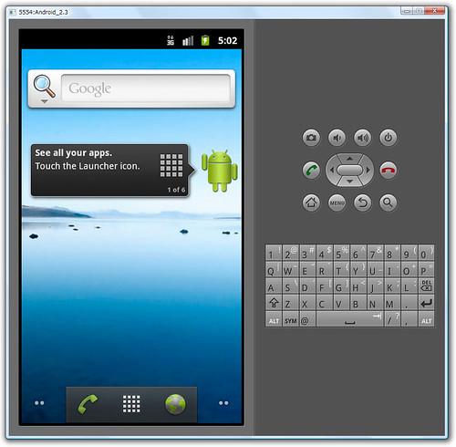 AVD(Androidエミュレーター)の設定05