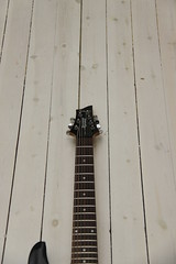 Schecter Omen 7 head (Anders Bornholm) Tags: neck guitar schecter electricguitar dimarzio 7string metalguitar dimarzioblaze omen7