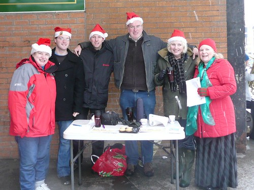 Christmas Saturday Surgery at the Longfield