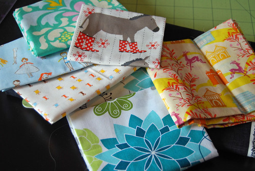 fabric bundle!
