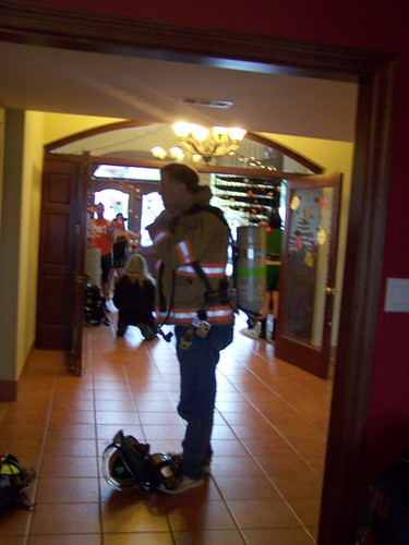 dec 115 The firefighters are gearing up