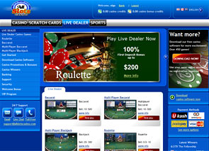 All Slots Live Casino Home