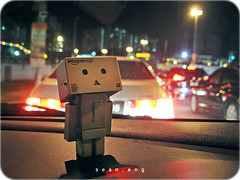 341/365: traffic (sean eng) Tags: color digital canon toy actionfigure amazon toystory ixus danbo project365 revoltech seaneng danboard seaneng365