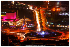 (nahel abou hatab) Tags: colour nature colors beautiful night landscape nice memories excellent syria damascus sham 2010 damas  igi colourfull   supershot   mywinners nahel baradariver  rubyphotographer nahelsyria  coulrfull