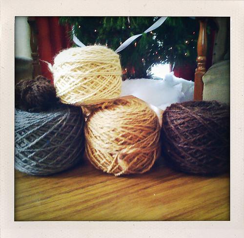 mmmmm yarn
