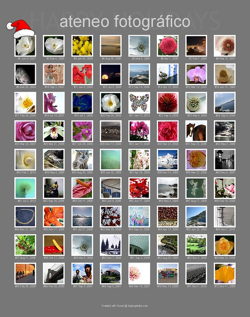 ateneo fotográfico 2006 - 2010