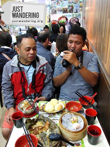 Happy Foodies at Tim Ho Wan