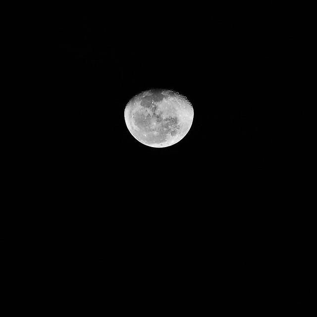 Bulan Malam Ini