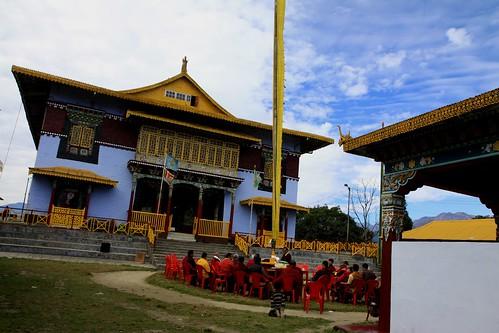 Pemayangtse Monastery Pelling Sikkim