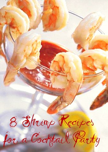 8 Shrimp Recipes for a Cocktail Party