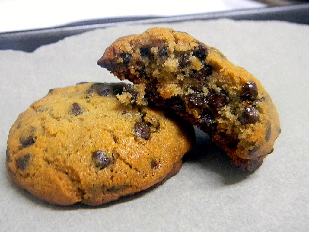 ... Brown's Gluten-Free Chocolate Chip Cookies (GFCF) | Z's Cup of Tea