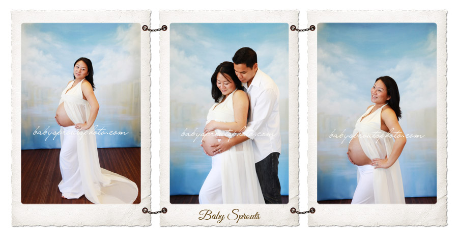 Vanesa's maternity session - Redmond Maternity Photographer