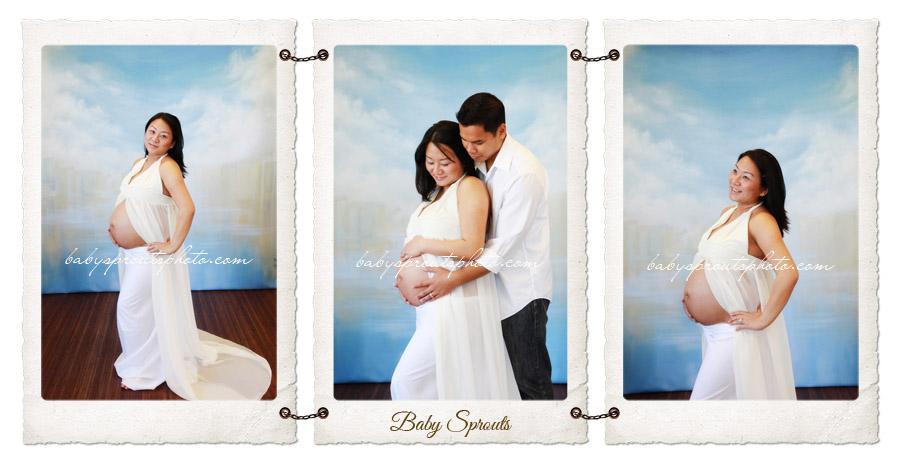 Vanesa's maternity session - Redmond Maternity Photographer