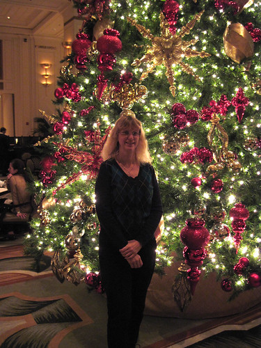 Me By The Tree