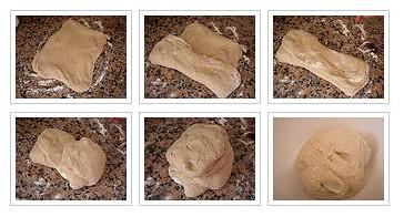 Anleitung Brotfalten