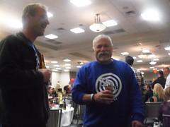 Cass and Scott Mitchell at awards