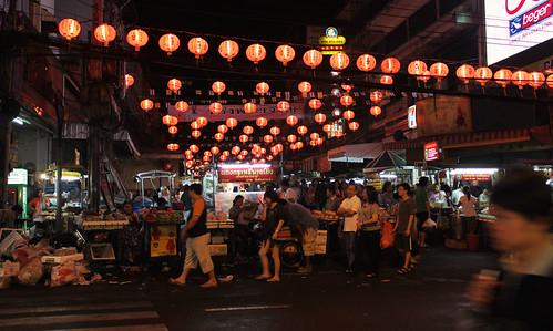 Bangkok's chinatown, day 56