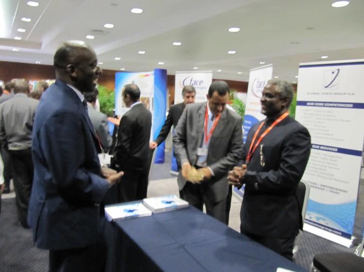 Global Voice Group au 4th annual Africa e-gov forum à Maputo au Mozambique