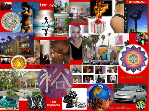 Dream Board 2011 by Angel Aviles McClinton
